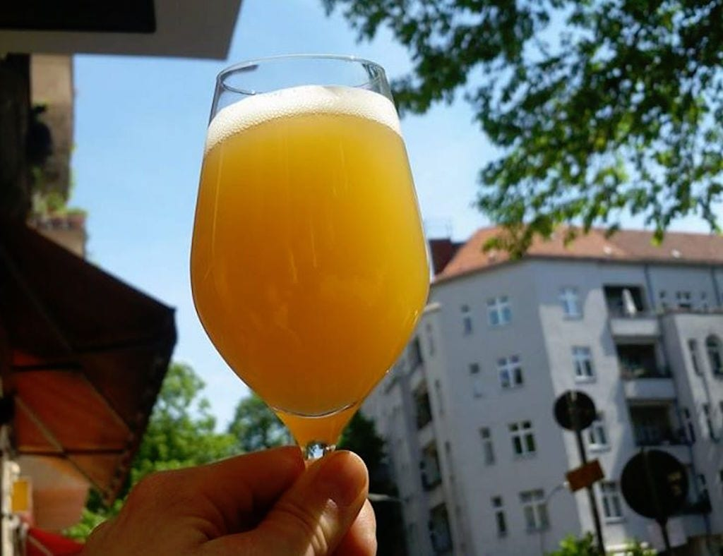 local craft beer in sunshine